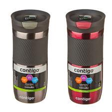 New Contigo Byron Snapseal Travel Mug 473ml Coffee Flask BPA Free Thermos