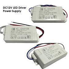 12-36W LED Driver Transformer 240V AC to DC12V for Strip G4 MR11 MR16 Bulb Light