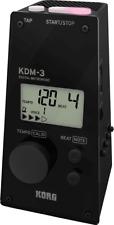 Métronome KORG KDM-3 Metronome noir ou blanc >> expédition rapide <<