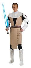 Obi Wan Kenobi Deluxe Mens Adult Costume Star Wars Jedi Halloween