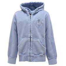 1838T felpa bimbo azzurra C.P. COMPANY felpe kid sweatshirt