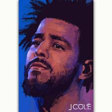 Cole KOD Rap Music Singer Star Hip Hop Rapper Poster Wall Art Print W788 J