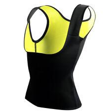 Women Hot Neoprene Body Shaper Slimming Waist Slim Belt Yoga Vest Underbust Hot