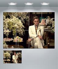Leonardo Dicaprio El Gran Gatsby Movie Gigante De Pared Art Poster Print