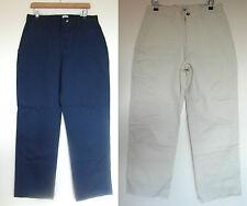 Le tiburón Azul Marino Pantalón de algodón premium de piedra o frente plano pantalones Chinos Pantalones Jeans