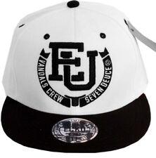 Ecko NUOVO Snapback Caps Uomo Donna Baseball Hip Hop Piatto Peaks Era il tempo è denaro