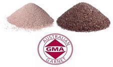 Garnet Belle / Medio SABBIATURA abrasivi per l'uso in tutti umido / secco sabbiatura unità