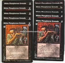 White Phosphorus Grenade x10 3rd Ed FN SE SW