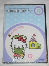 DVD LE MONDE MERVEILLEUX DE HELLO KITTY N° 9 / NEUF +++