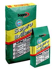 1,60€/Kg Sopro Brillant Perlfuge 15 kg Fliesen Fugenmörtel Fugmörtel Fugenmasse