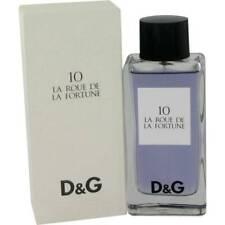 La Roue De La Fortune 10 by Dolce & Gabbana For Women 100% Authentic EDT Perfume