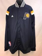 Indiana Pacers Mens L-XL-2XL-3XL-4XL-5XL+2 Adidas On Court Warm Up Jacket $135