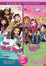 Bratz: Girlz Really Rock/Fashion Pixiez DVD Region 1 WS BRAND NEW, (SEALED)