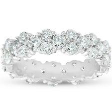 3 ct Diamond Eternity Ring Womens Wedding Anniversary Band
