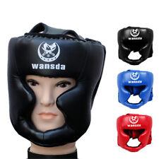 Headgear Head Guard Training Kick Boxing Protect Game Sparring Gear Pro Helmet
