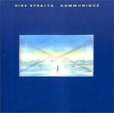 """Dire STRAITS """"COMMUNIQUE"""" CD NUOVO!!!"""