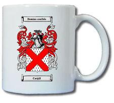 CARGILL COAT OF ARMS COFFEE MUG