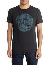 Quiksilver Herren T-Shirt GARMDYTELABRYLO (Tarmac)