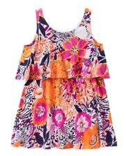 NWT Gymboree Spice market floral Tiered Dress 4 5 6 7 8 10 Girls