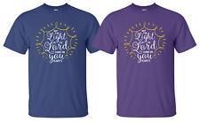 """Light of the Lord"" T-Shirt christian faith bible verse scripture church love"