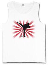 NINJA II TANK TOP Samurai Warrior Way of Sepuku Banzai Japan Japanese