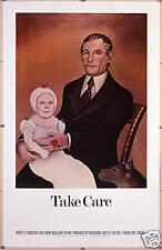 Original Vintage Poster Non-Nuclear Future Green Energy Political Environmental