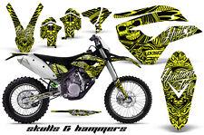 AMR MOTO GRAPHIC KIT HUSABERG FE 390/450/570 2009-2011