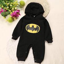 Baby Batman Fleece Coverall