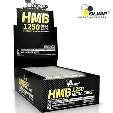 HMB 30-180 Caps. Catabolism Blocker Protection From Muscle Breakdown Lean Muscle