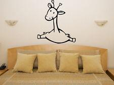dibujos animados jirafa cuarto del bebé / Infantil dormitorio