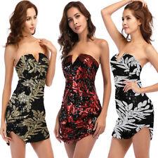 Elegante vestito abito mini oro nero rosso corto slim aderente scollato 4106 0dd5fcd8c39