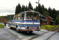 Cartolina: Omnibus Fleischer S 5 pullman in bello Heide, RDT-Oldtimer