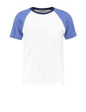 ** 50% di sconto!!! ** LEE MANICA A CONTRASTO T-shirt/M & XL/100% in morbido cotone/RRP £ 35