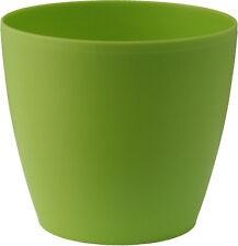Schön Blumentopf Rund Übertopf Pflanztopf Pflanzkübel Kunststoff Stabil Viele  Farben