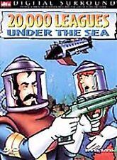 20,000 Leagues Under the Sea (Nutech Digital), New DVD, Gilbert Christian, Alist