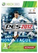 Pro Evolution Soccer 2012 (Microsoft Xbox 360) Konami