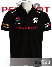 POLO PEUGEOT 108 208 308 508 auto rally bmw alfa romeo dis Tuta Felpa Tshirt  N