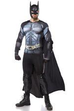 Costume di carnevale uomo Batman nero travestimento originale nuovo uy 80115