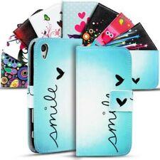 Funda para Móvil Sony Xperia Z2 con Tapa Diseño Protectora Cover Wallet Estuche