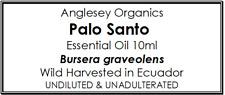 Wild récoltées Palo Santo huile essentielle 5 ml & 10 ml