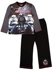 Disney Star Wars Pijama - Para Niños Súper Suave - Opción De Tallas 4-10 AÑOS