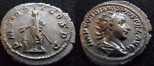SUPERB GORDIAN III SILVER ANTONINIANUS ROMAN COIN LOT 2