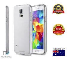 TPU Jelly Silicone Case Cover Samsung S9 S8 + S8 S7 S5 S4 S6 Plus Edge Note 8 4