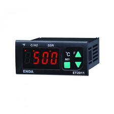 On/off et pid régulateur pour pt100 avec 230v ou 24v alimentation