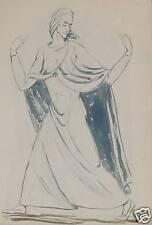 Otto Flath Jesus Christus Apostel  Symbolismus Chagall Kiew Ukraine Bad Segeberg