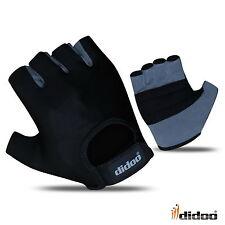 Half Finger Mens New Cycling Gloves Bike Foam Padded Bicycle Fingerless Sports