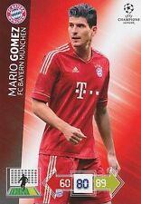 GOMEZ # DEUTSCHLAND BAYERN MUNCHEN CHAMPIONS LEAGUE TRADING CARDS 2013