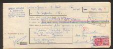 """LA FERTE-SOUS-JOUARRE (77) GARAGE CONCESSIONNAIRE RENAULT """"L. DUBOIS"""" en 1960"""