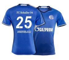 Trikot Adidas Schalke 04 / 2016-2017 Home - Huntelaar 25 [128-XXL] S04 Fussball