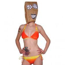 Rip Curl Bikini Blazing orange yellow Malibu Bis GSINHX